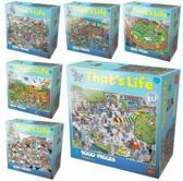 That's Life Puzzel Voordeelbundel