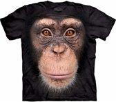 Aap T-shirt Chimpansee voor volwassenen XL