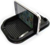 Handige mobielhouder voor in de auto | Zelfklevend