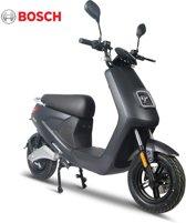 IVA E-GO S4 Elektrische Scooter Matgrijs 25 km/h