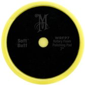 Meguiar's Professional Soft Buff Rotary Foam Polishing Pad - 18cm