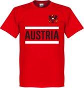 Oostenrijk Team T-Shirt - S