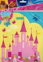 Stickervel met beloningsblad Disney -  Prinses