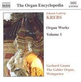 The Organ Encyclopedia - Krebs Vol 1 / Gerhard Gnann