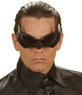 Zwart vleermuis bril voor volwassenen Halloween