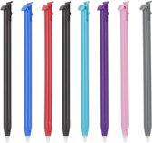 Bigben 8x Stylus Verschillende Kleuren - 3DS XL + New 3DS XL