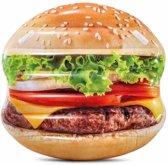 Intex Opblaasbare Hamburger 145x142 cm - Opblaasfiguur