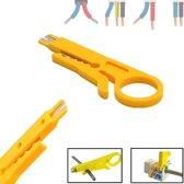Kabelstripper | Krimptang | Draadstripper | Tool voor het strippen van elektradraad