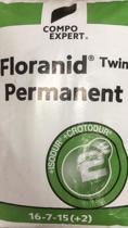 Floranid  TWIN Permanent 25kg  16-7-15 (+2)