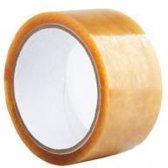 Verpakkingstape Eco Solvent 48mm x 60 meter - transparant - 36 stuks - scherp geprijsd!