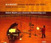 W. A. Mozart: Sonatas For Piano And Violin (Comple