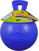 Jolly Ball Tug-n-Toss - Small (4.5 inch) 10 cm blauw