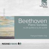 Piano Sonatas 29-30