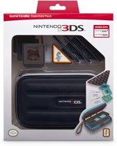 Bigben Accessoire Pakket Zwart 3DS