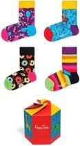 Happy Socks Kids Carousel Giftbox - Maat 12-24 maanden