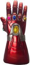Tony Stark Power Gauntlet - Iron Man Nano Gauntlet - Infinity Stones - The Avengers - Marvel - Halloween - Carnaval