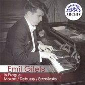 Emil Gilels In Prag