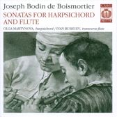 Sonatas For Harpsichord And Flute O