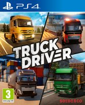Truck Driver - PS4