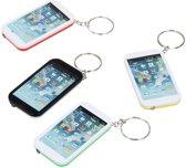sleutelhanger iphone met licht