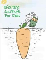 Easter Journal for Kids