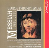 Handel: Messiah - Highlights / Scimone, Schumann, et al