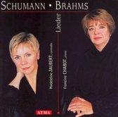 Schmann: Lieder /Brahms: Lieder