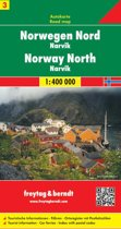 FB Noordwegen blad 3, Noord • Narvik