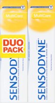 Sensodyne Multicare - 2x 75 ml - Tandpasta