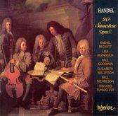Handel: 20 Sonatas, Opus 1