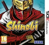 Shinobi - 2DS + 3DS
