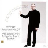 Mozart: Symphony No.29 / Mendelssohn: Symphony No.