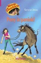Manege de Zonnehoeve - Pony in paniek