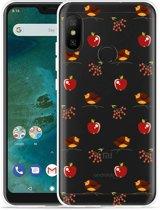 Xiaomi Mi A2 Lite Hoesje Apples and Birds