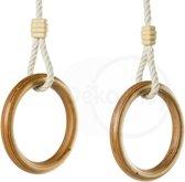 Déko-Play houten ringen set met PH touw
