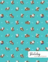 Bulldog Ruled Notebook