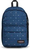 Eastpak Back To Work Rugzak 15 inch laptopvak - Little Grid