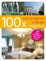 100 x stijlvol logeren in belgië onder 75 euro