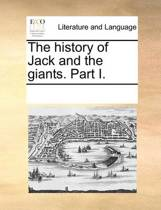 The History of Jack and the Giants. Part I