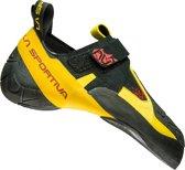 La Sportiva Skwama klimschoenen geel/zwart Maat 45
