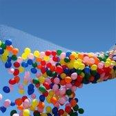 Drop net voor 1000 ballonnen