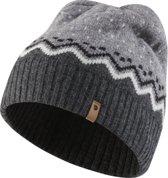Fjallraven Övik Knit Hat Muts - Grey