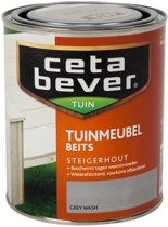 Cetabever Tuinmeubelbeits - Grey Wash - 750 ml