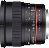 Samyang 50mm F1.4 AS UMC - Prime lens - geschikt voor Fujifilm X