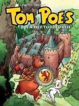 """Tom poes Hc02. tom poes en het tijddeurtje"""