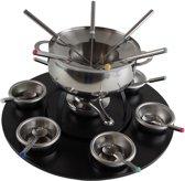 Haushalt 24697 fondue set - RVS - 6 personen