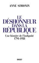 Le déshonneur dans la République