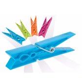 Gekleurde wasknijpers - 32 stuks - knijpers