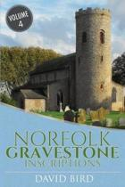 Norfolk Gravestone Inscriptions