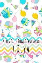 Alles Gute zum Geburtstag H lya